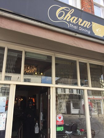 charm thai teddington restaurant avis num 233 ro de