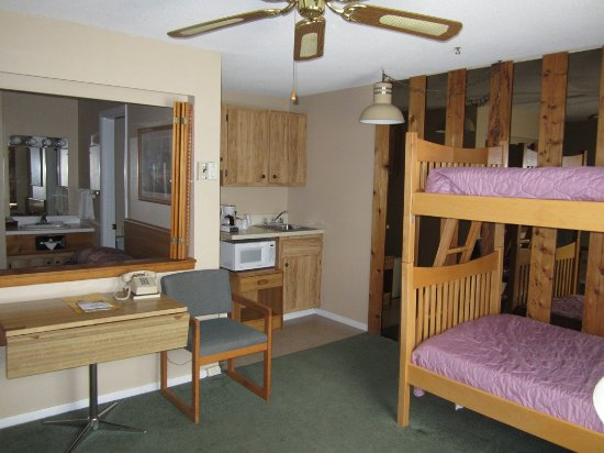Dover, Вермонт: Double and bunk room