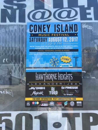 Coney Island Christmas Nights Of Lights Review