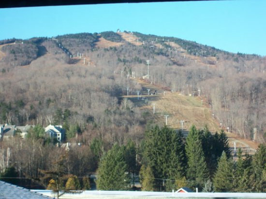 Dover, VT: View from Superior Double/Double with Mtn. View