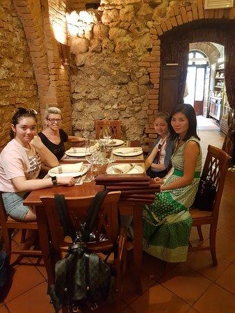 Interno ristorante picture of antica osteria da divo siena tripadvisor - Ristorante da divo siena ...