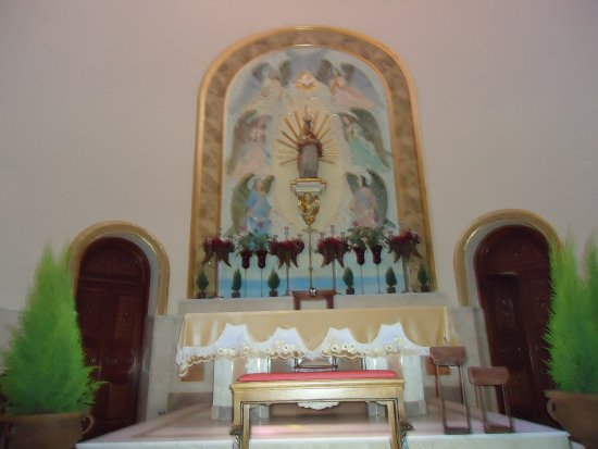 Minor Basilica of Our Lady of Belem: Altar