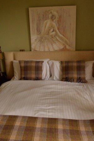 Talladale, UK: ベッドルーム
