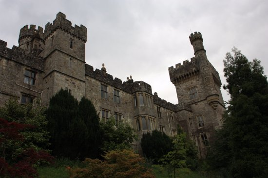 Lismore, Ireland: From Lower Garden