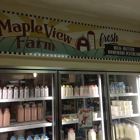 Hillsborough, NC: grap a bottle of milk