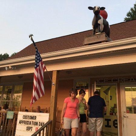 Hillsborough, NC: front door