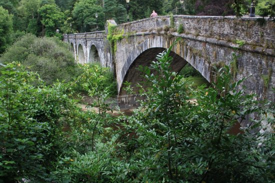 Lismore, Irlanda: Bridge