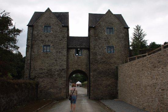 Lismore, Ireland: Entrance