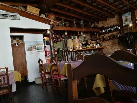 Muy buena comida y la mejor atención del Algarve