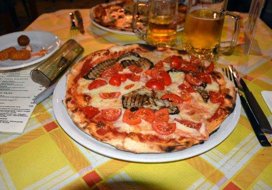 Parmigiana bianca picture of camera cafe 2 santa maria al bagno tripadvisor - Pizzeria santa maria al bagno ...