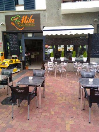 Terraza Terrace Picture Of Cafeteria Restaurante Casa