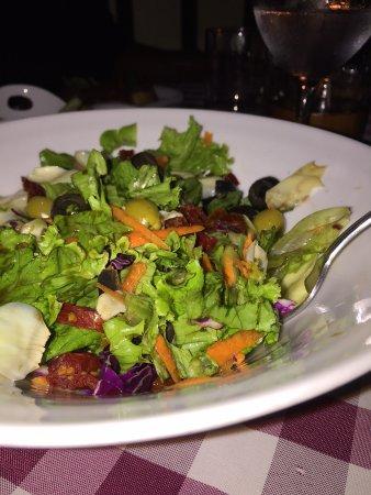 Holetown, Barbados: Mixed Salad