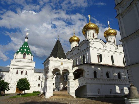 Monastery of st Ipaty
