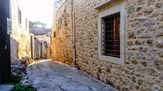 Maroulas, Grecia: the old village