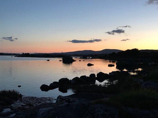 Rosmuck, Ireland: Extérieurs de Screebe House