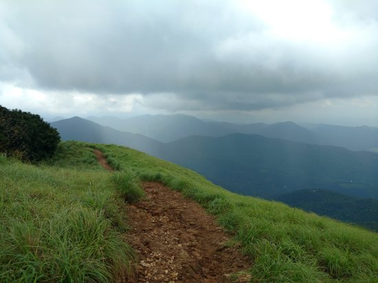 Ranipuram, India: Great Green Paths......