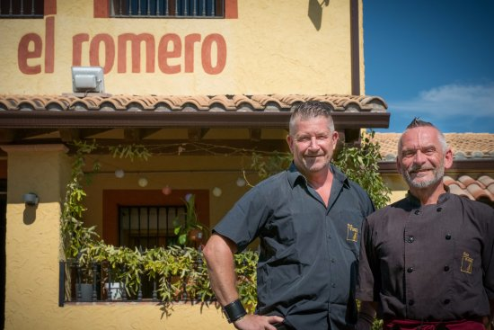 Barbarroja, Spain: Welcome to Finca El Romero