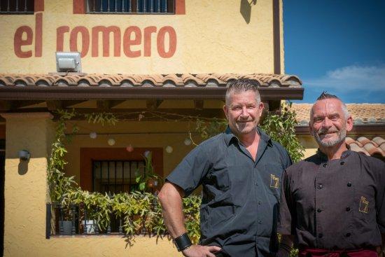 Barbarroja, Ισπανία: Welcome to Finca El Romero