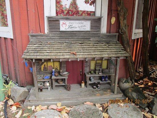 Cobble Hill, Καναδάς: Fairy village