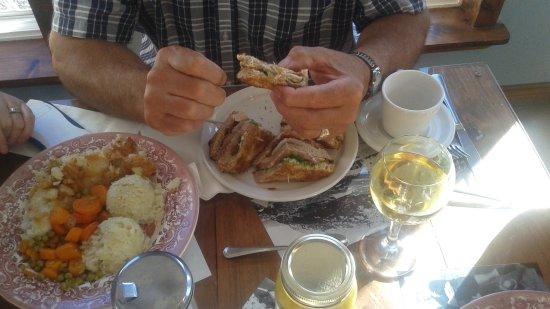 Burin, แคนาดา: Food &pics