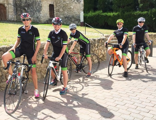 Vilafranca del Penedes, Spain: Cycling holdidays and Bike tours Barcelona