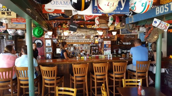 Cape Porpoise, ME: The Quirky Bar at The Ramp