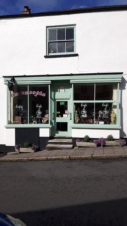 Hatherleigh, UK: We have had a bit of a facelift