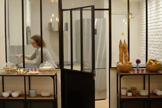 Hotel Terre Neuve Paris