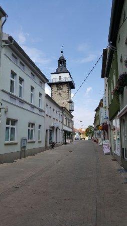 Schönebeck, Duitsland: Salzturm