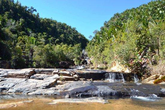 Ambanja, Madagaskar: Cascate Bon Pere