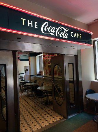 Coca Cola Cafe Atlanta Restaurant Reviews Amp Photos