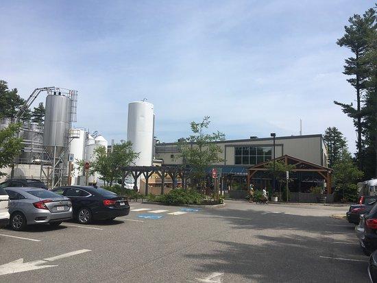 Brewery Portland Maine Tour