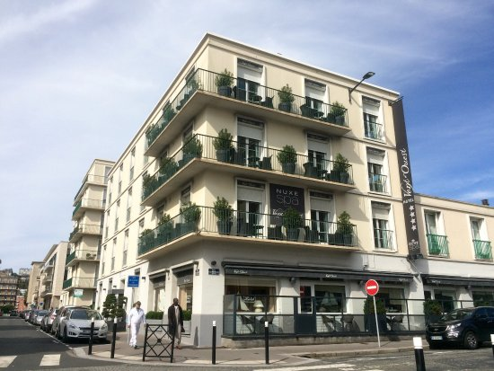 20161026 185938 picture of hotel vent d 39 ouest for Boutique hotel le havre