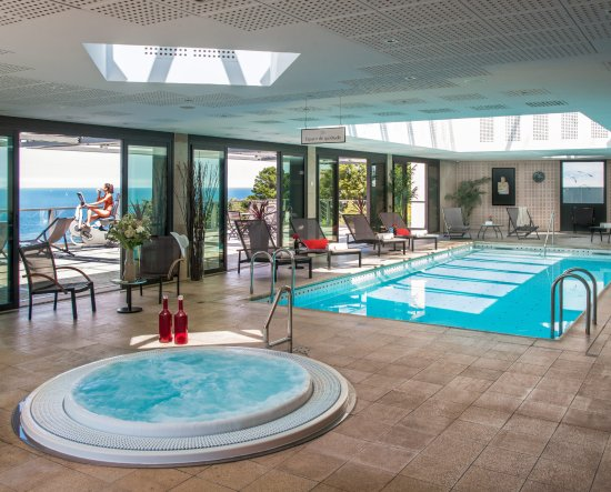 Le Spa Nuxe Picture Of L Agapa Hotel Restaurant Spa Nuxe