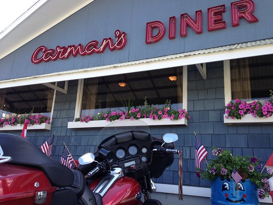 St. Stephen, Canada: Carman's Diner