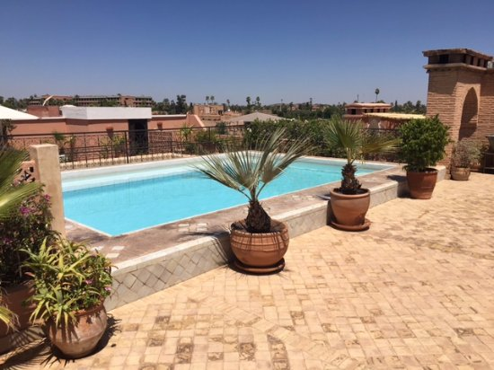 La villa des orangers hotel updated 2017 prices for Villa des jardins marrakech