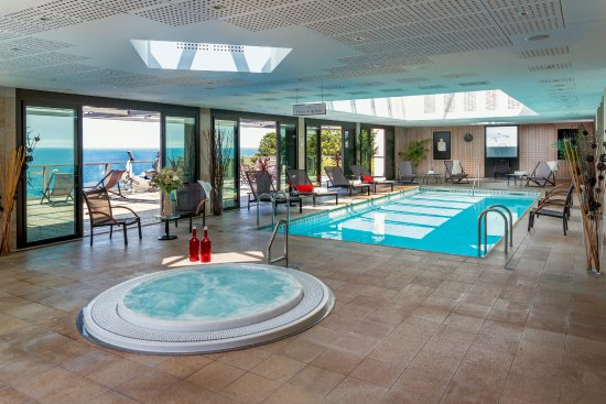 Perros-Guirec, France : le Spa NUXE