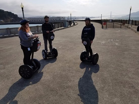 City Segway Tours San Francisco : Our Dope Guide