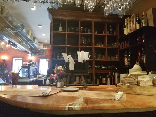 Garden City, Νέα Υόρκη: Caffe Barocco
