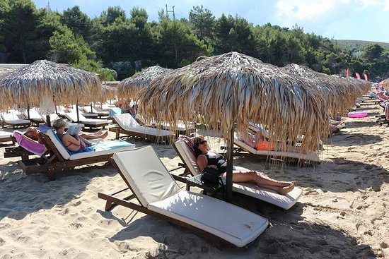 Lassi, Greece: Infra-estrutura do Costa-Costa Beach Club