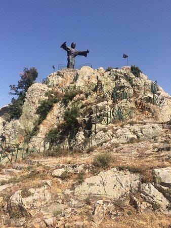 Cesaro, Italia: Cristo Il Signore della Montagna
