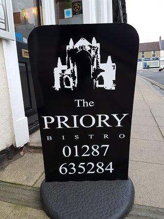 Guisborough, UK: Signage
