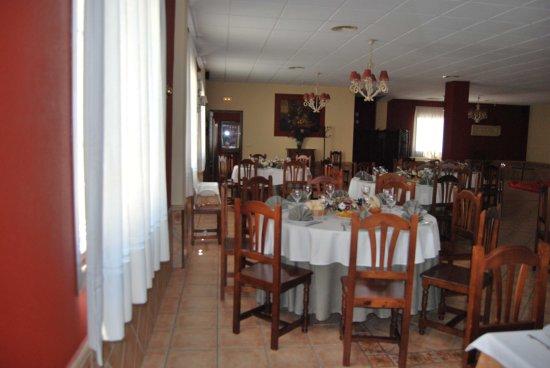 Castilleja de la Cuesta, Spain: Parte del salón de celebraciones