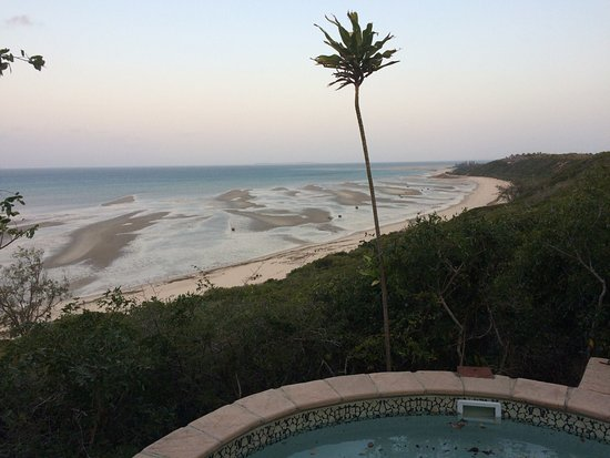Vilanculos, Mozambique: The beautifully-located Chigamane beach front camp