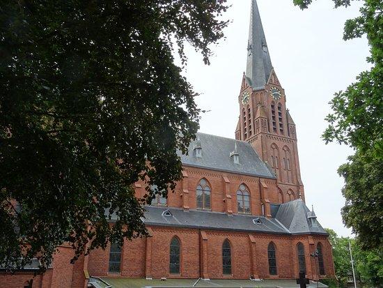 Parochiekern Sint Willibrordus