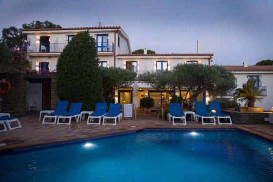 Hotel Blaumar Cadaques Espagne