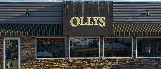 Woonsocket, RI: Olly's Mediterranean Pizzeria