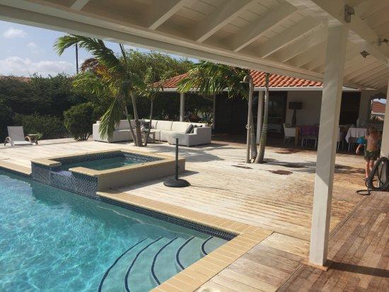 Boca Gentil Villas & Apartments: Zwembad villa B12