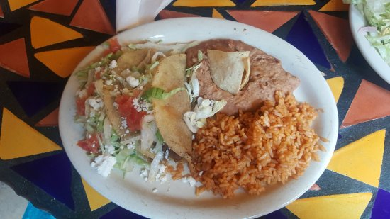 Wisdom's Cafe: seasons ground beef tacos