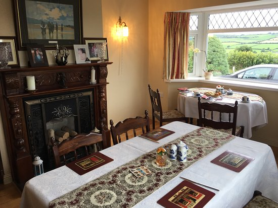 Freshford, Irland: Castleview Bed & Breakfast